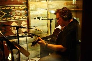Guitarist Mark Baldwin