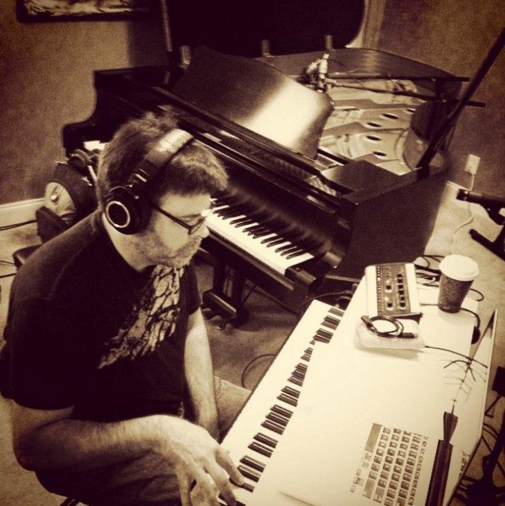 Keyboardist Blair Masters