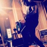 Guitarist Luke Bennett