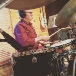 Drummer Garth Justice